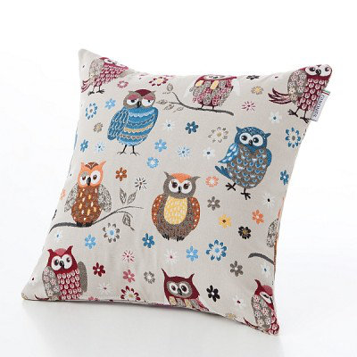 Image of Albany Cushions Girones Funky Owl C1, Girones Funky Owl