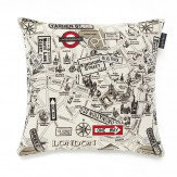 Albany Girones Street London Cushion