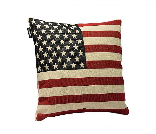 Albany Girones USA Flag Cushion extra image