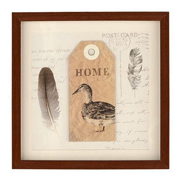 Arthouse Duck,Goose & Pheasant Framed Prints Art - Product code: 003704