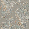 Baker Lifestyle Ishana  Sienna/Grey Wallpaper
