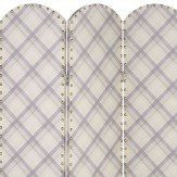Arthouse Fairburn Neutral Studded Screen Room Divider