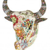 Arthouse Angus with Embroidered Detail Art