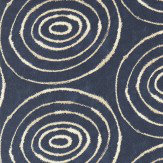 Scion Sohni Indigo/Clay Fabric