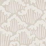 Farrow & Ball Aranami  Taupe Wallpaper - Product code: BP 4602