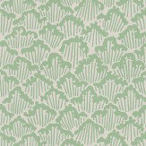 Farrow & Ball Aranami  Sage Green Wallpaper