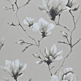 Harlequin Lotus  Silver Wallpaper - Product code: 110880