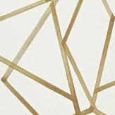 Harlequin Sumi  Ivory/Mustard Wallpaper - Product code: 110884