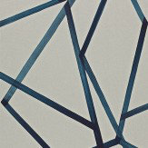 Harlequin Sumi  Linen/Indigo Wallpaper - Product code: 110887