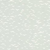 Farrow & Ball Yukutori  Pastel Green Wallpaper