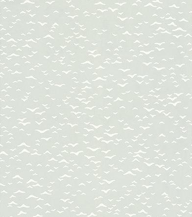 Farrow & Ball Yukutori  Pastel Green Wallpaper - Product code: BP 4303