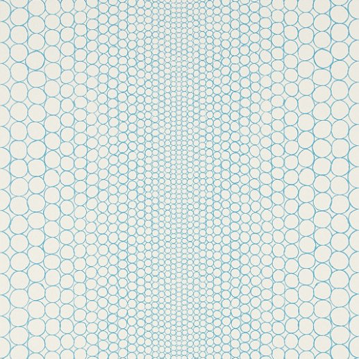 Image of Christian Lacroix Wallpapers Pearls Blue, PCL018/07