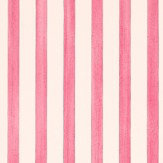 Christian Lacroix Beach Club Pink Pink / White Wallpaper