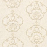 John Morris Portland Damask Wallpaper