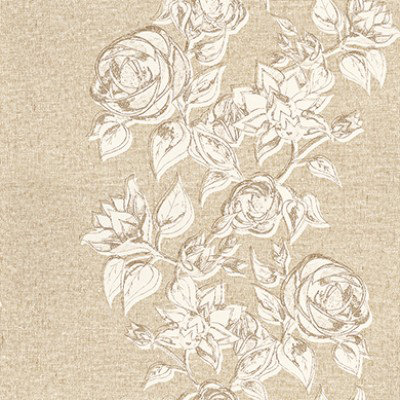 Image of John Morris Wallpapers Boutique Rose Brown, VBR 601