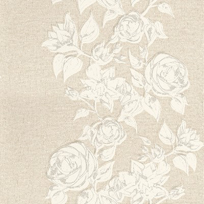 Image of John Morris Wallpapers Boutique Rose Grey, VBR 604