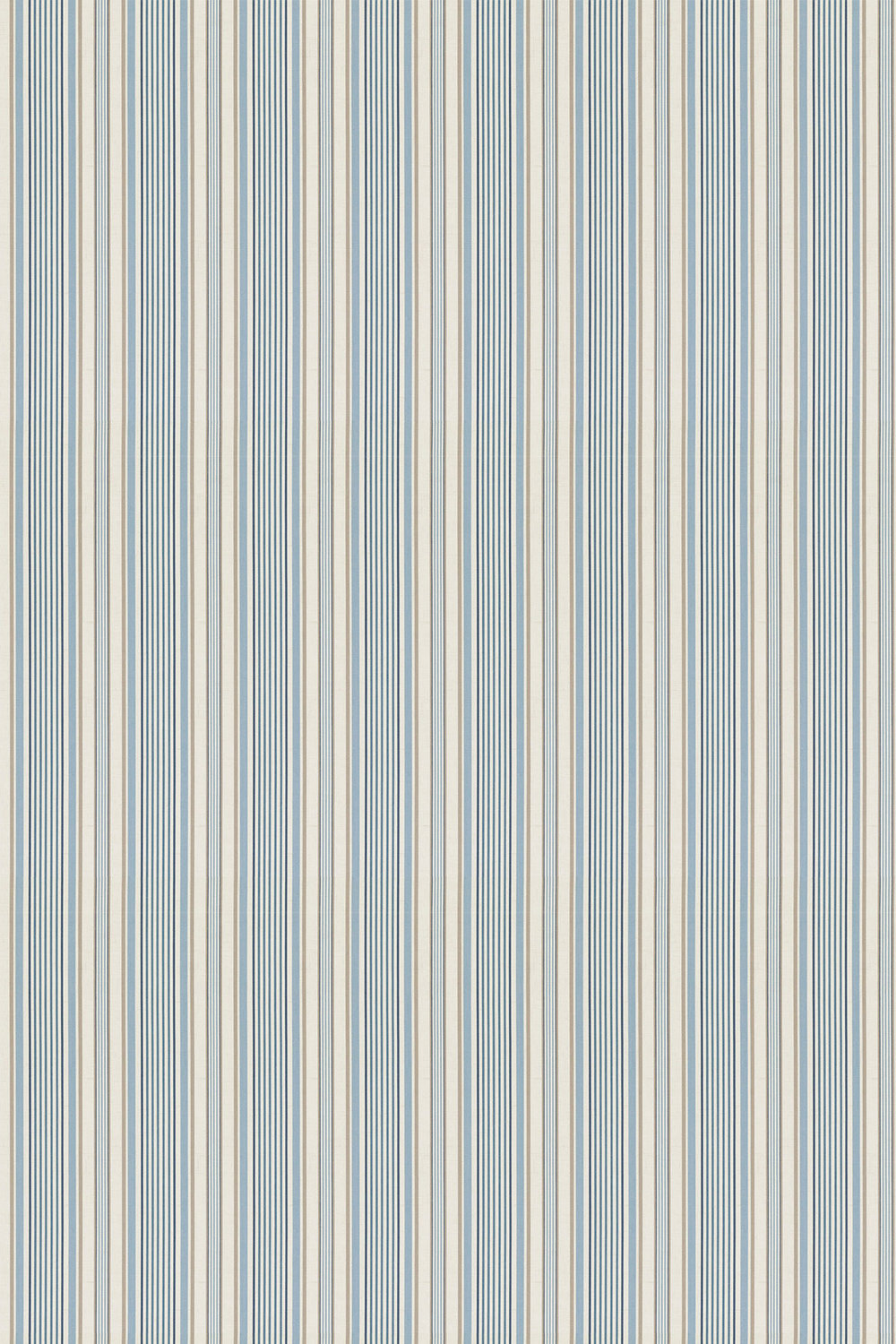 Belle Chambray Fabric - Blue - by Studio G