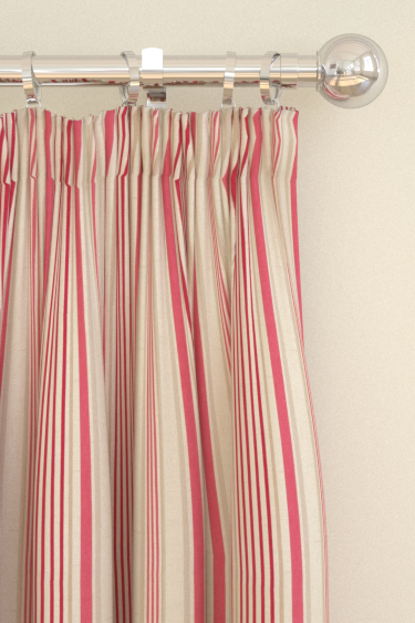 Studio G Belle Raspberry Curtains - Product code: F0620/05