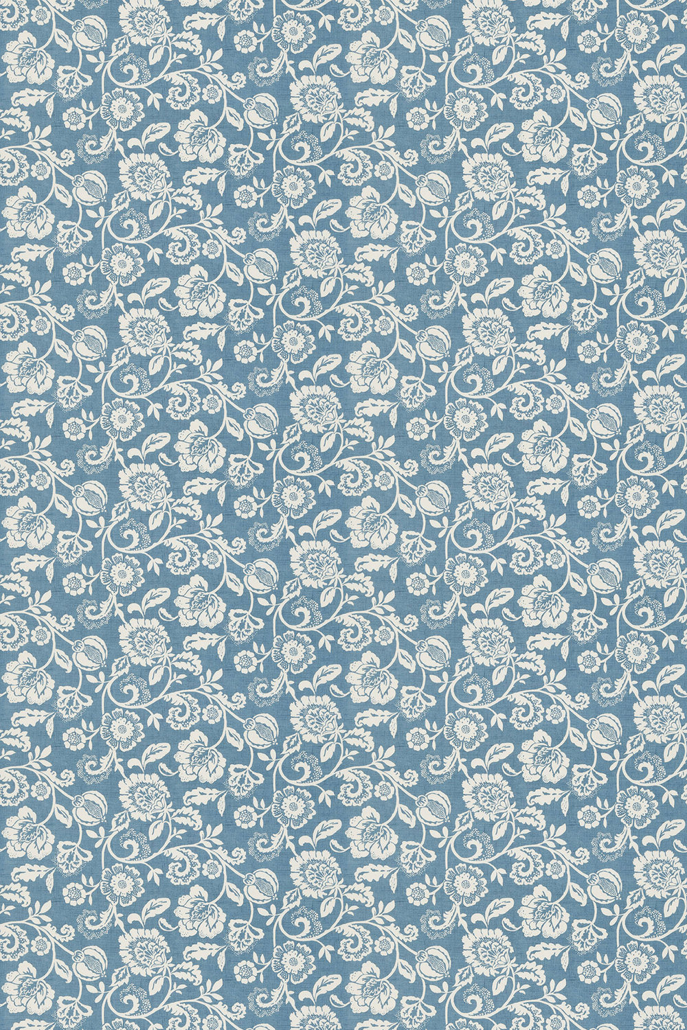 Eliza Fabric - Chambray - by Studio G