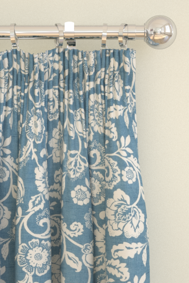 Studio G Eliza Chambray Curtains - Product code: F0621/01