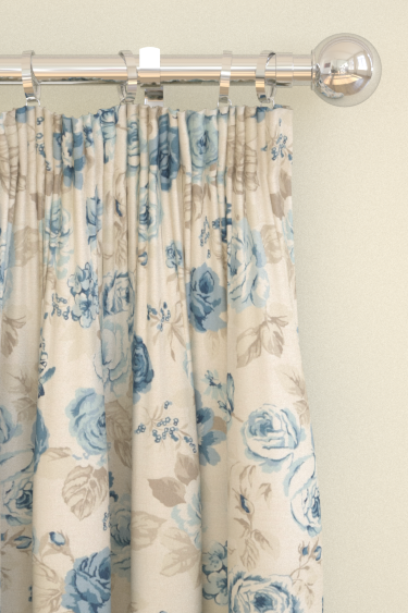 Studio G Genevieve Chambray Curtains - Product code: F0622/01