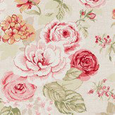 Studio G Genevieve Old Rose Fabric