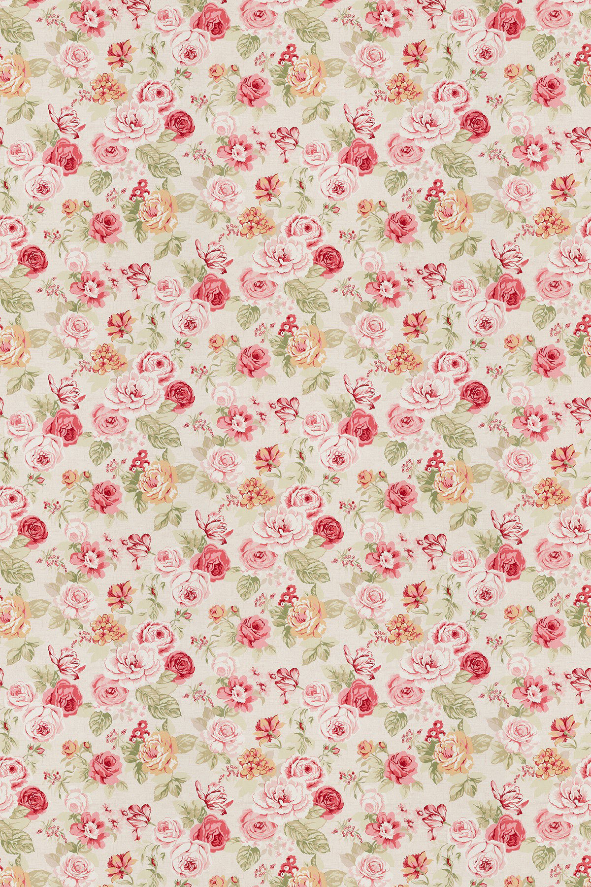 Genevieve Old Rose By Studio G Wallpaper Direct