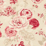 Studio G Genevieve Raspberry Fabric