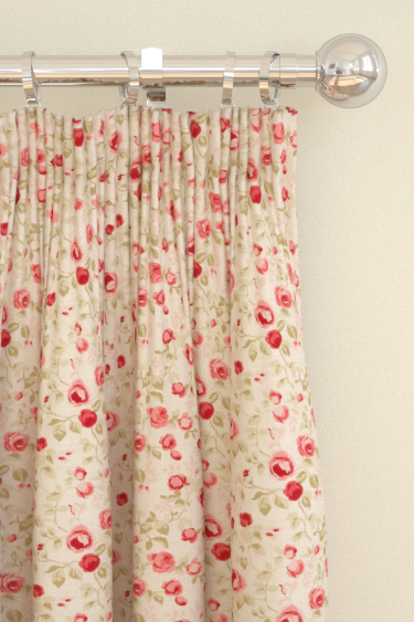 Studio G Maude Old Rose Curtains - Product code: F0624/04