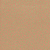 Matthew Williamson Kairi Coral/Gold Coral / Metallic Gold Wallpaper - Product code: W6651-01