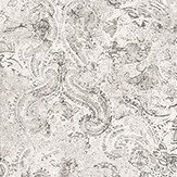 Matthew Williamson Latania Silver Silver Grey Wallpaper