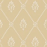 Cole & Son Alma  Yellow Wallpaper - Product code: 100/11050