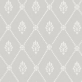 Cole & Son Alma  Grey Wallpaper - Product code: 100/11054