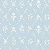 Cole & Son Alma  Blue Wallpaper