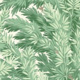 Cole & Son Florencecourt  Viridian  Wallpaper