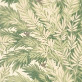 Cole & Son Florencecourt  Olive Wallpaper
