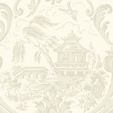Cole & Son Chippendale China Ivory Wallpaper - Product code: 100/3010