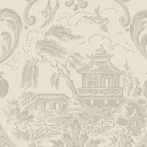 Cole & Son Chippendale China Linen Wallpaper - Product code: 100/3012