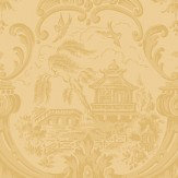 Cole & Son Chippendale China  Yellow Wallpaper - Product code: 100/3014