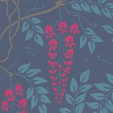 Cole & Son Egerton  Indigo Wallpaper
