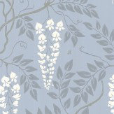 Cole & Son Egerton  Blue Wallpaper - Product code: 100/9043