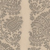 Matthew Williamson Providencia Gilver Metallic Gilver Wallpaper