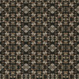 Matthew Williamson Mustique Taupe Taupe / Cacao Wallpaper - Product code: W6657-03