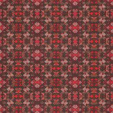 Matthew Williamson Mustique Tomato Wallpaper
