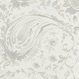 Nina Campbell Pamir French Grey Wallpaper - Product code: NCW4183-03