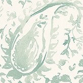 Nina Campbell Pamir Aqua Wallpaper - Product code: NCW4183-04