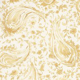 Nina Campbell Pamir Yellow Wallpaper - Product code: NCW4183-05