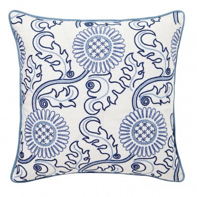 Image of Morris Bedding Willow Bough Jane Cushion, 105030