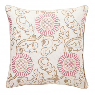 Image of Morris Cushions Larkspur Jane Cushion, 101035