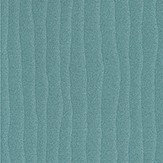 Caselio Vesuve Teal Wallpaper